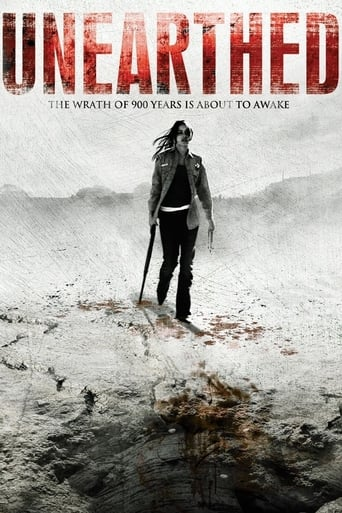 Poster of Unearthed