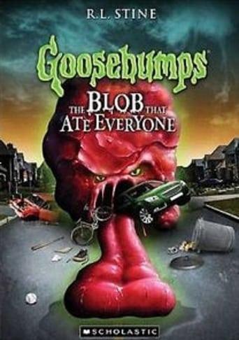 Poster of Goosebumps: The Blob That Ate Everyone