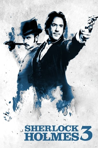 Poster of Sherlock Holmes 3
