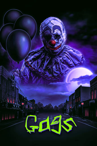 Poster of Gags The Clown