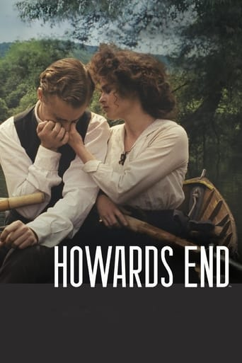 Poster of Howards End