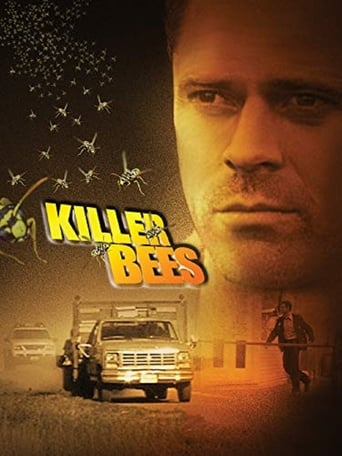 Poster of Killer Bees!