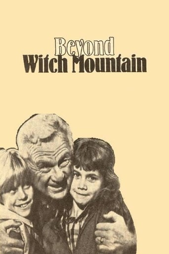 Poster of Beyond Witch Mountain