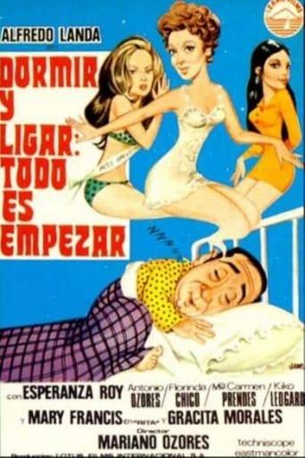 Poster of Dormir y ligar: todo es empezar