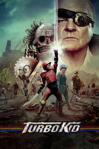Poster of Turbo Kid