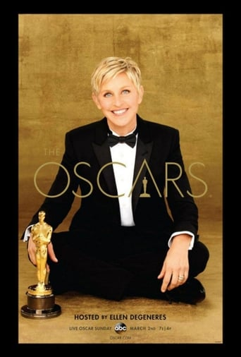 How old was Ellen DeGeneres in The 86th Annual Academy Awards