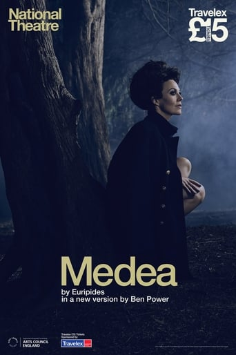 National Theatre Live: Medea poster