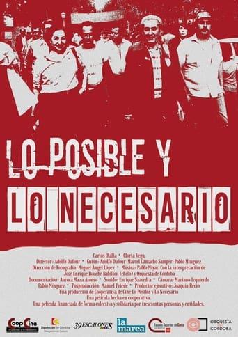 Poster of Marcelino Camacho: Lo posible y lo necesario