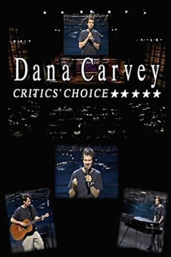 Poster of Dana Carvey: Critics' Choice