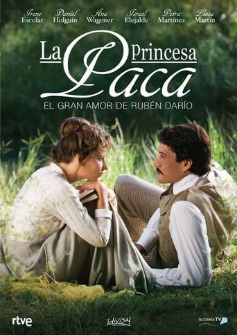 Poster of La princesa Paca