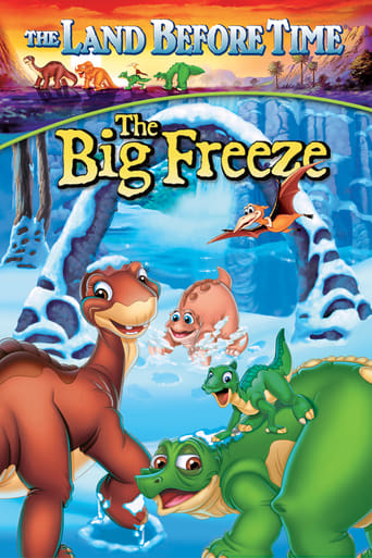 Poster of The Land Before Time VIII: The Big Freeze