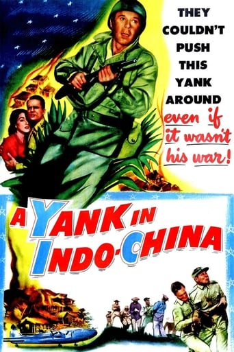 Poster of A Yank in Indo-China