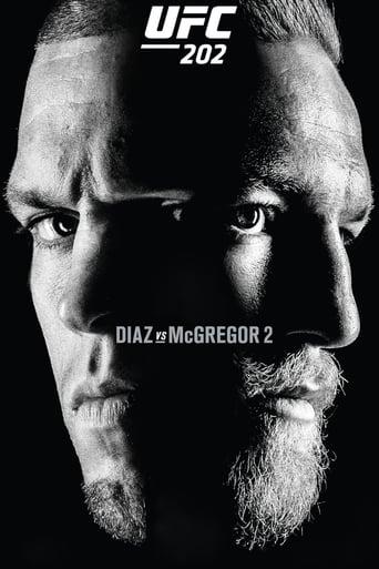 Poster of UFC 202: Diaz vs. McGregor 2