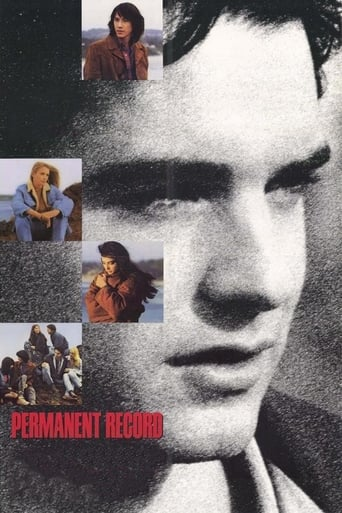 Poster of Permanent Record