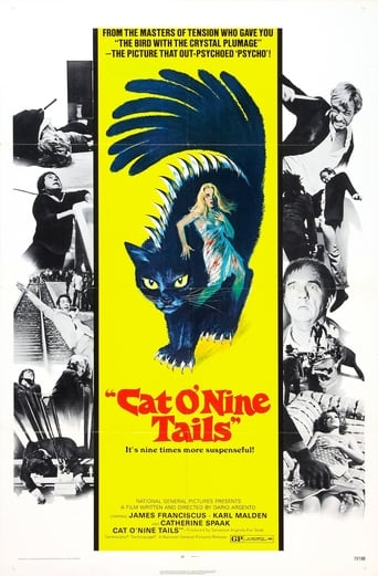 Poster of The Cat o' Nine Tails