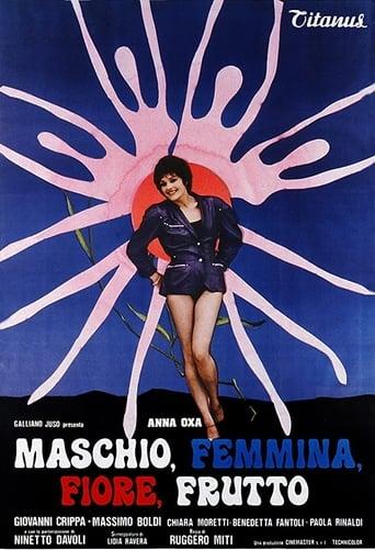 Poster of Maschio, femmina, fiore, frutto