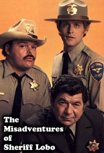 Poster of The Misadventures of Sheriff Lobo