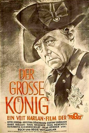 Poster of Der große König