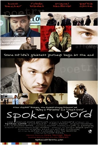 Poster of Spoken Word