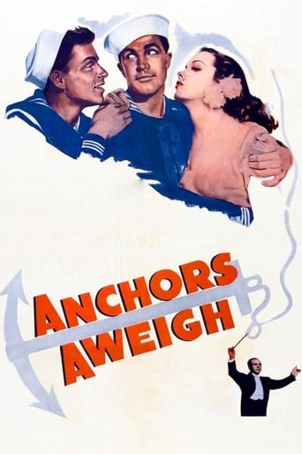 Poster of Anchors Aweigh