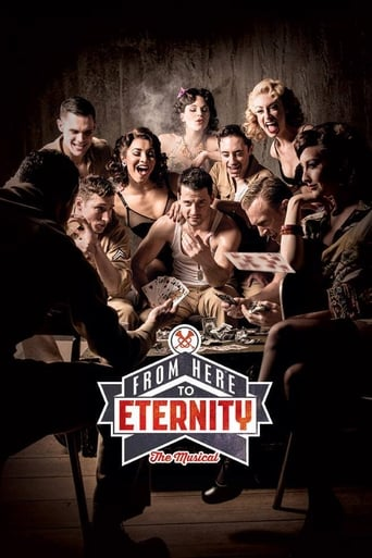 Poster of From Here to Eternity: The Musical