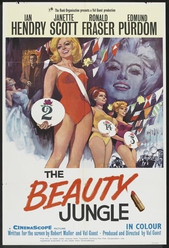 Poster of The Beauty Jungle