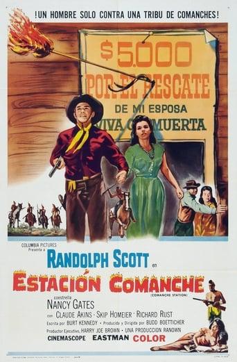 Poster of Estación Comanche