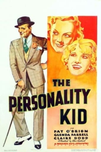 Poster of The Personality Kid