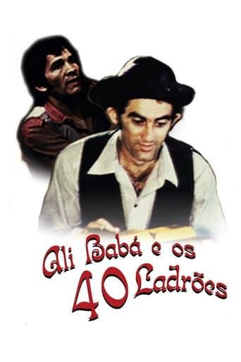 Poster of Ali Babá e os Quarenta Ladrões