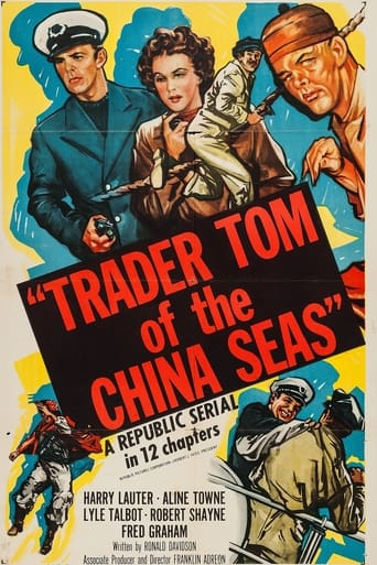 Poster of Trader Tom of the China Seas
