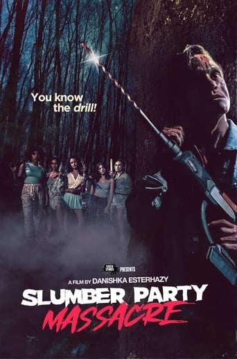 Poster of Slumber Party Massacre