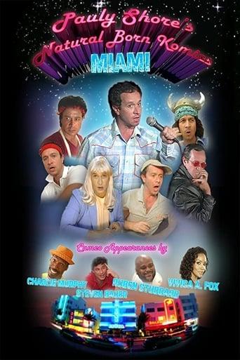 Poster of Pauly Shore's Natural Born Komics: Miami