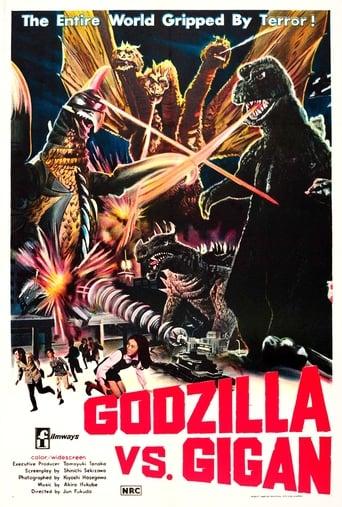 Poster of Godzilla vs. Gigan