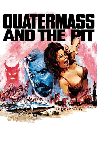 Poster of Quatermass and the Pit