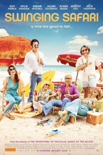 Poster of Swinging Safari