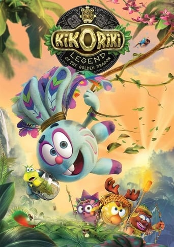 Kikoriki. Legend of the Golden DragonPoster