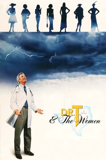 Poster of Dr. T & the Women