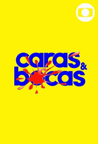 Poster of Caras & Bocas