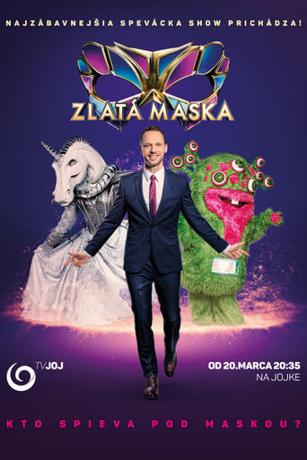 Poster of Zlatá maska