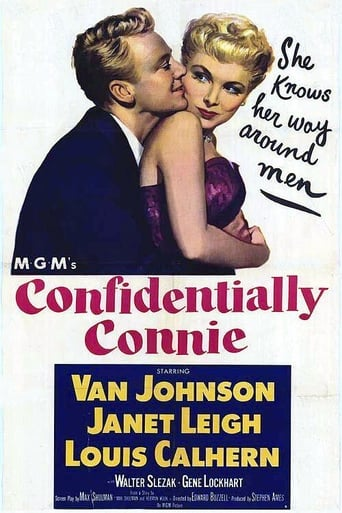 Poster of Confidentially Connie