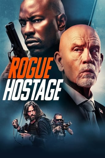 Poster of Rogue Hostage