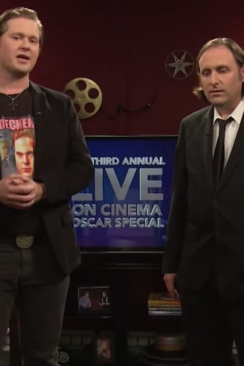 Poster of The Third Annual 'On Cinema' Oscar Special