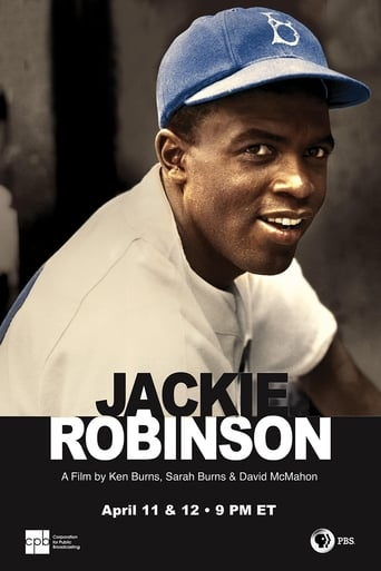 Poster of Jackie Robinson
