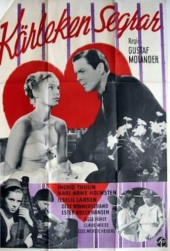 Poster of Kärleken segrar
