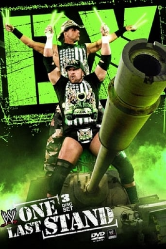 Poster of WWE: DX: One Last Stand