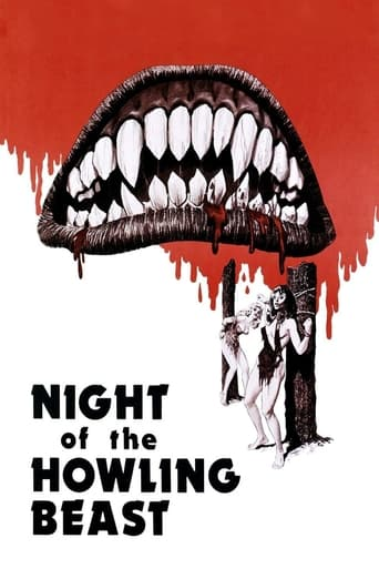 Poster of Night of the Howling Beast