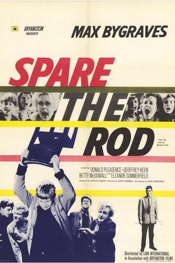 Poster of Spare the Rod
