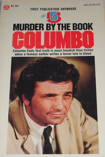 Poster of Columbo: Murder By the Book