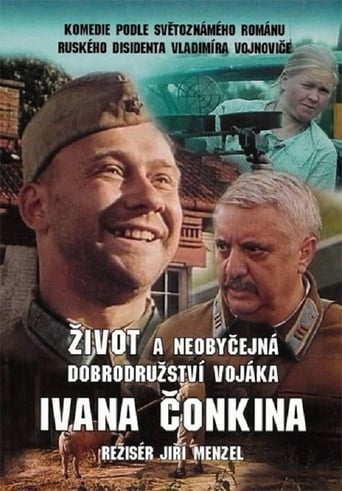 Poster of Life and Extraordinary Adventures of Private Ivan Chonkin
