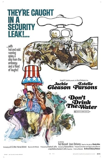 Poster of Don't Drink the Water